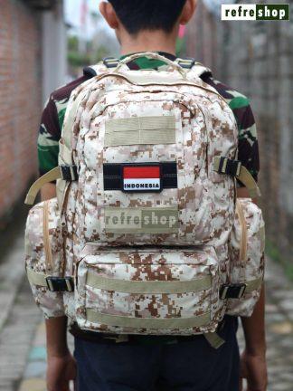 Tas Army Ransel Awet PV302HD Tas Tactical Punggung Laptop